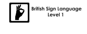 BSL Level 1 Support Course – single payment
